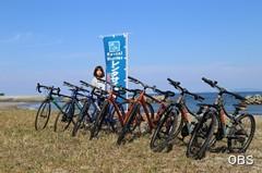 ジャイアント社製自転車のレンタルを開始